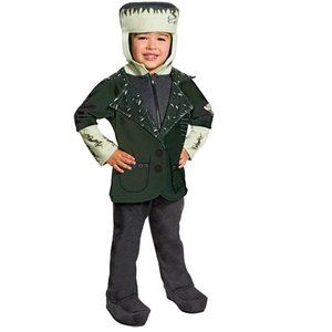 Toddler Boys FRANKENSTEIN Costume Sz 2T/3T  NWT